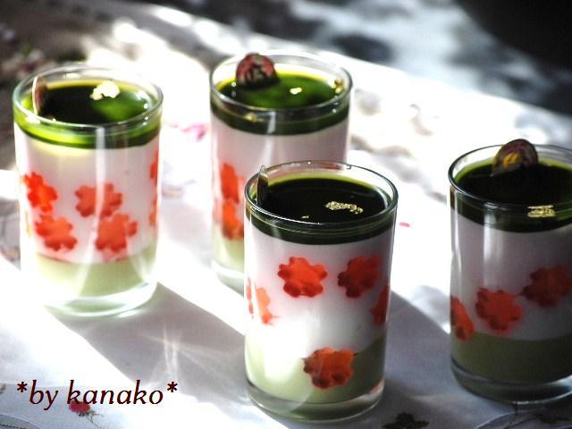 ●●●抹茶&桜30