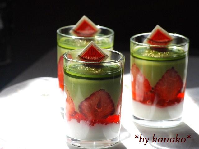 ●●●抹茶&苺6