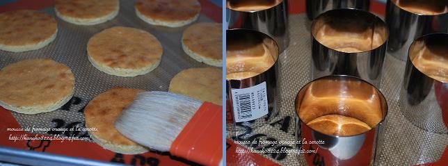 ●●●オレンジチーズムース3