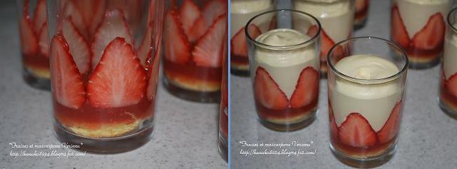 ●●●苺とマスカルポーネのヴェリンヌ33