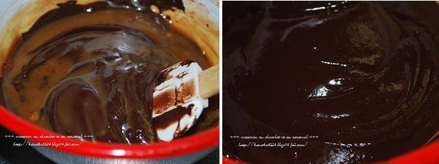 ●●●チョコレートとキャラメルのマカロン32
