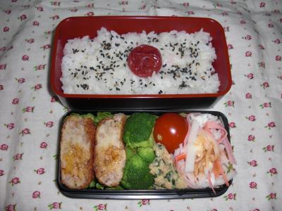 20081225お弁当