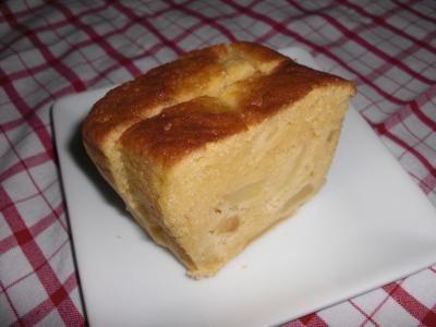 20090201ミルクりんごケーキ