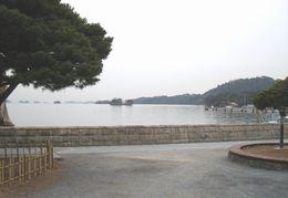 2月の松島