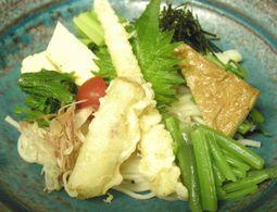 山菜たっぷり旬彩