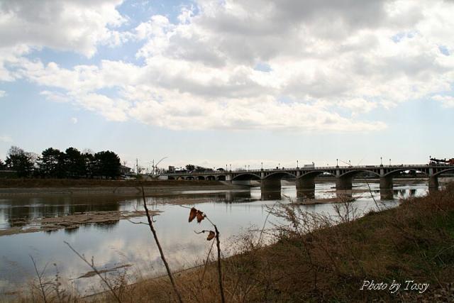 武庫大橋 上流から
