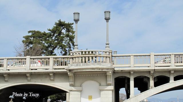 武庫大橋バルコニー