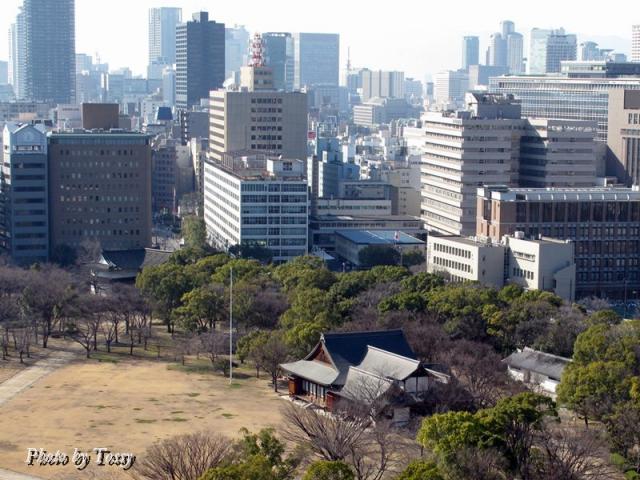 西の丸庭園の大阪迎賓館