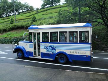 四万十川周遊バス