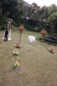 2010.4.10ガーデン挙式
