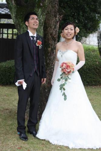 2010.4.10新郎新婦