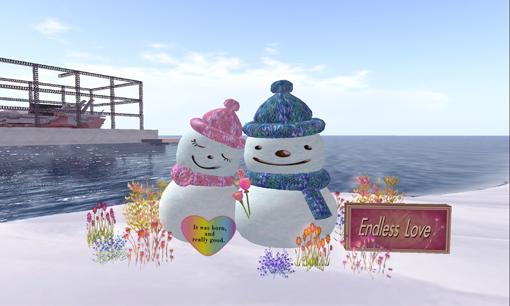 Snowman contest-5