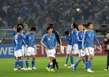 南アW杯アジア最終予選A組第4戦オーストラリア戦3