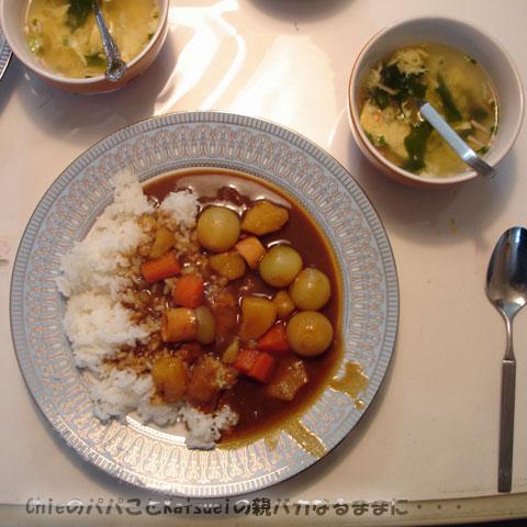 夕食2009-06-30