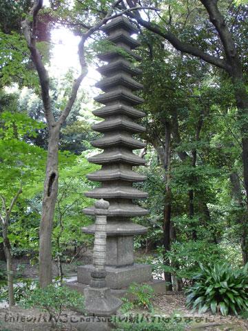 旧古河庭園 十五層塔2009-09-24