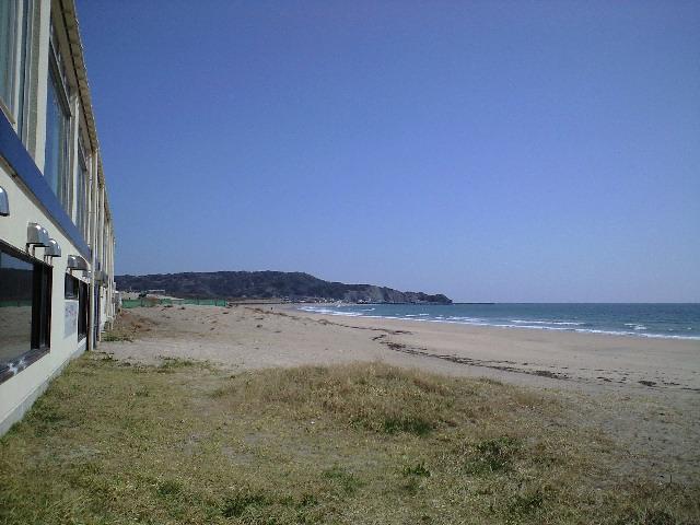 海岸3月13日