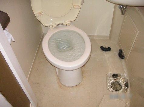 トイレ詰り