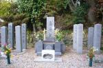 島崎藤村の墓