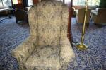 高価な椅子