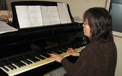 ピアノ五十嵐