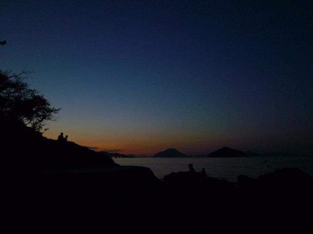 佐柳島や高見島でしょうか