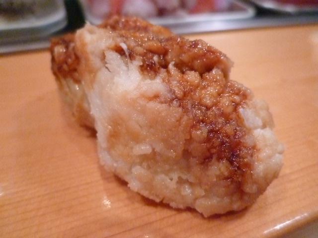 これは箸で食べたほうがいいですね くずれちゃいそうです