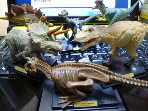 骨格標本はシークレットです