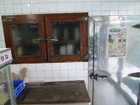 48年前に購入された冷蔵庫