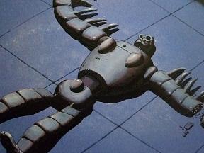 このロボット兵 ラムダといいます