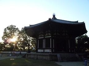 国宝 北円堂