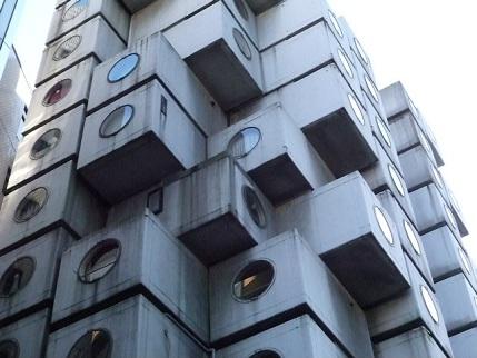 1個々々のキューブが1部屋なんでしょうか?