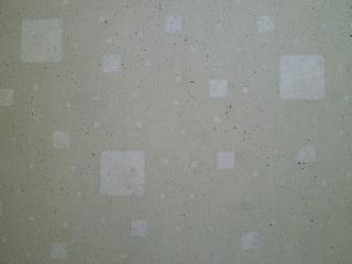 こんなかわいい壁なんです