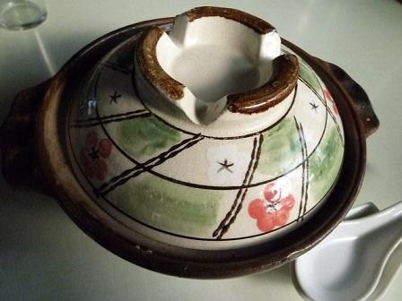 カワイイ土鍋