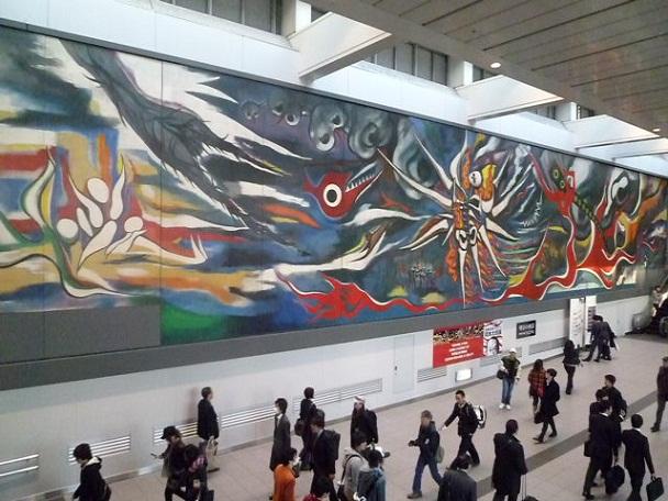 渋谷にも行ってきました