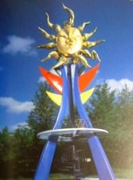 太陽の塔のお兄さんです