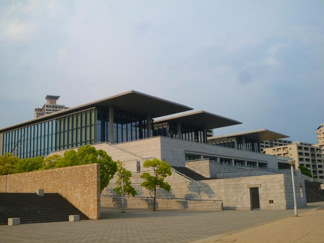 兵庫県立美術館です