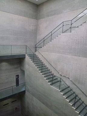 常設展示室エレベーターホール