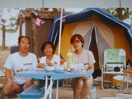屋久島キャンプS1