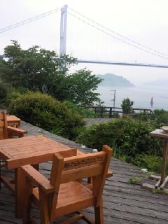 海の見えるカフェ3