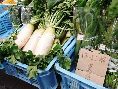 仁保の駅野菜