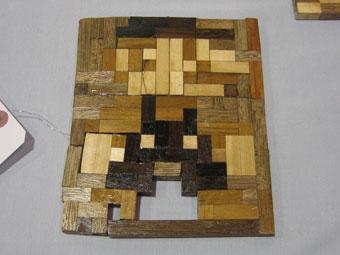 組み木細工