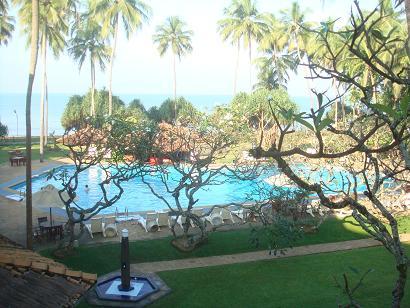 カルタラ・タンジェリンホテルの眺め