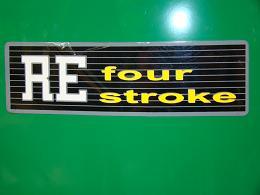 4ストロークエンジン・ロゴ