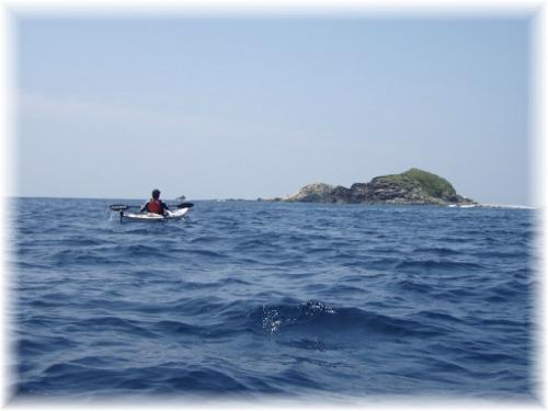 P4150054.mixムカラク島へ④