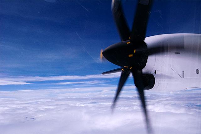 090718_005_バンコクからヴィエンチャンに向かうラオス航空