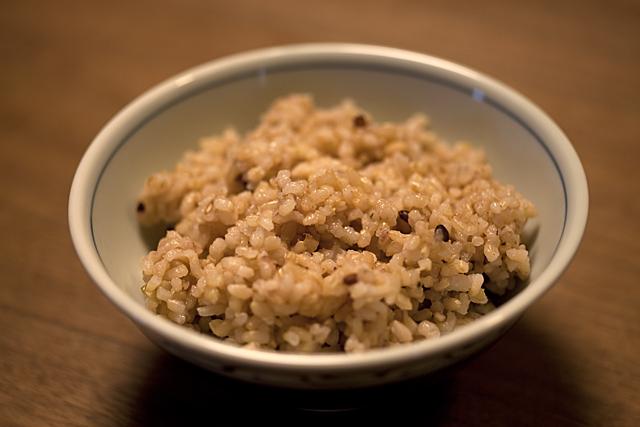 091018_001_玄米ご飯