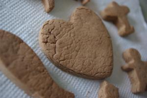 キャロブチョコクッキー