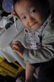 ぼく1歳5ヶ月