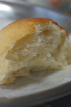 豆乳アーモンドクリームパン