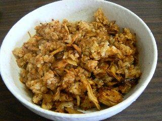 キムチ炒飯6